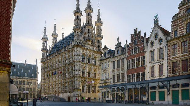 Studium vBelgii: Kde levně bydlet, stipendia, jaké chyby nedělat