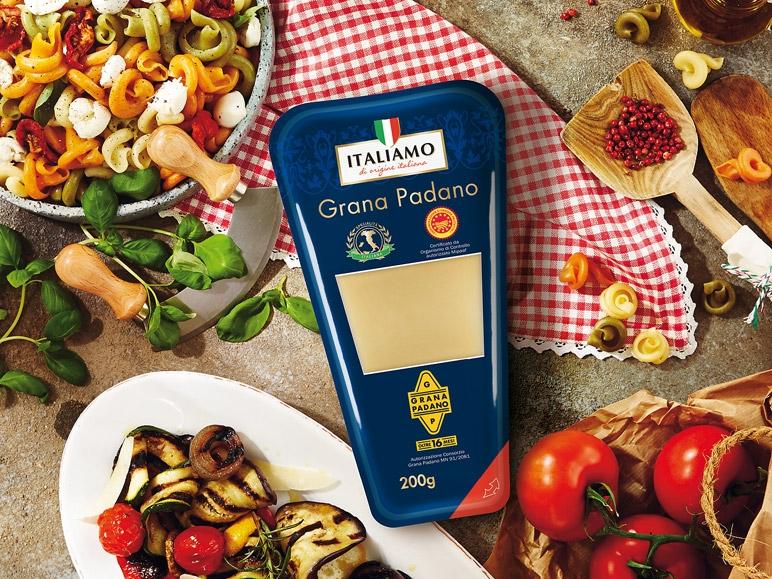 Sýr Italiamo Grana Padano