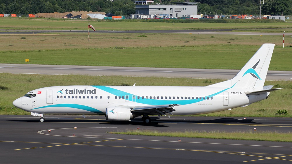 Tailwind Airlines | © Björn Wylezich | Dreamstime.com