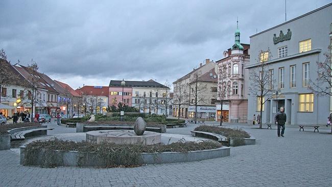 Město Benešov   © Petr1868   Wikipedia