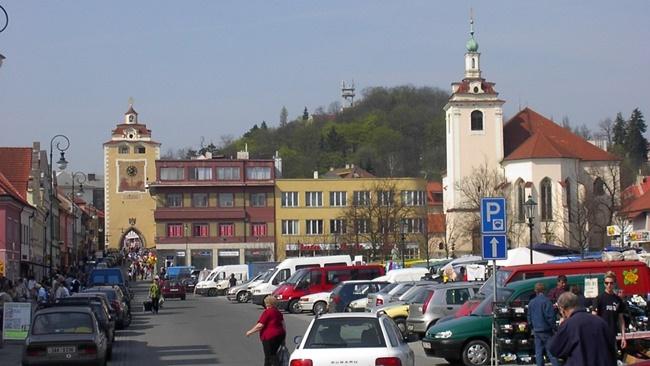 Město Beroun   © Ondrej.konicek   Wikipedia