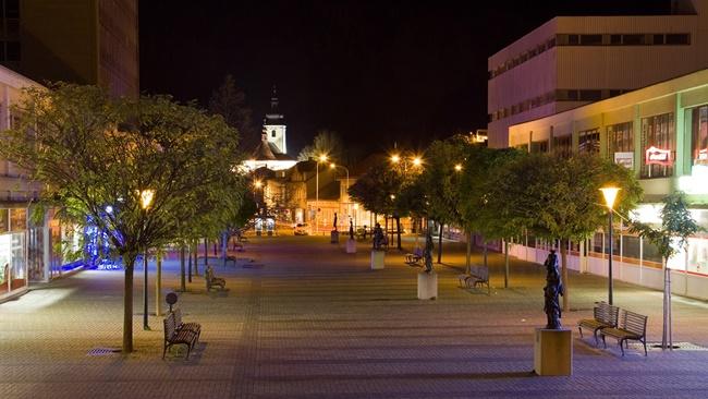 Město Blansko   © Labl   Wikipedia