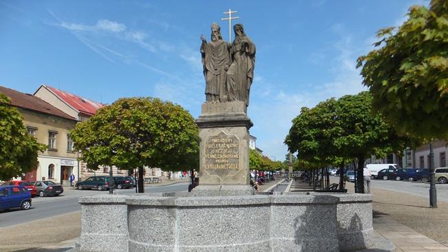 Město Bystřice nad Pernštejnem   © Miloš Hlávka   Wikipedia