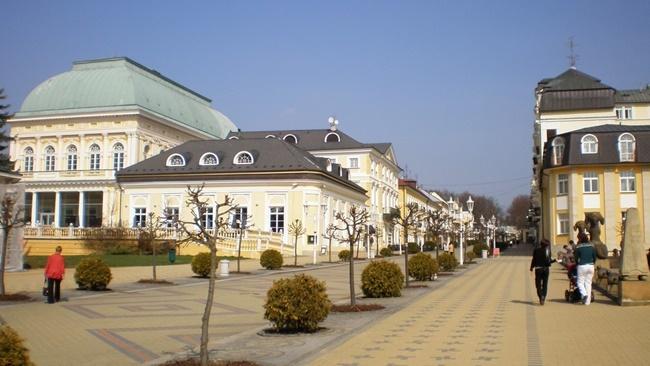 Město Františkovy Lázně | © Zipacna1 | Wikipedia