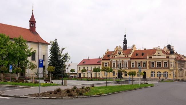 Město Hořovice | © Nefronus | Wikipedia