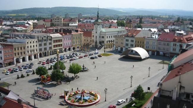 Město Kroměříž   © Marc Staub   Flickr.com