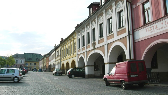Město Letohrad   © Jan Sokol   Wikipedia