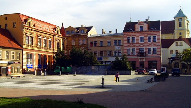 Město Litvínov | © Lawa | Wikipedia