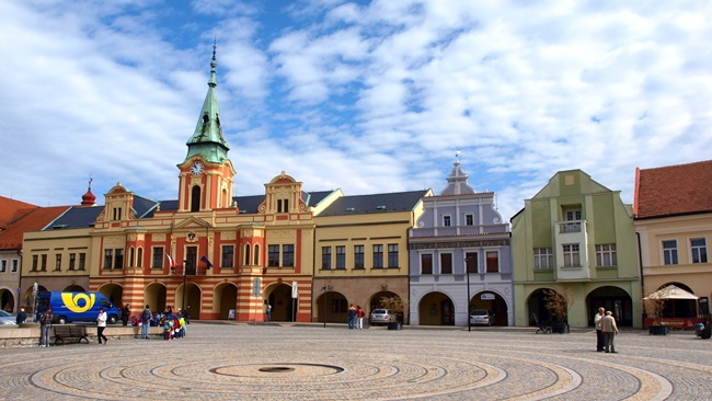 Město Mělník   © VitVit   Wikipedia