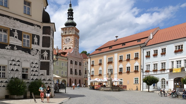 Město Mikulov | © Pudelek | Wikipedia