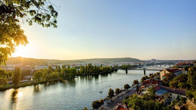 Město Praha | © Dreamstime