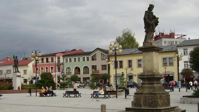 Město Rožnov pod Radhoštěm | © Tedmek | Wikipedia
