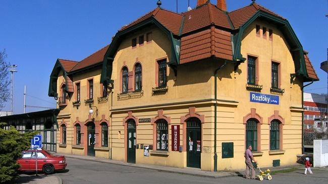 Město Roztoky u Prahy | © Packa | Wikipedia