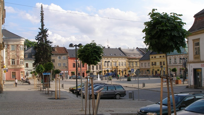 Město Šternberk   © Miloš Hlávka   Wikipedia