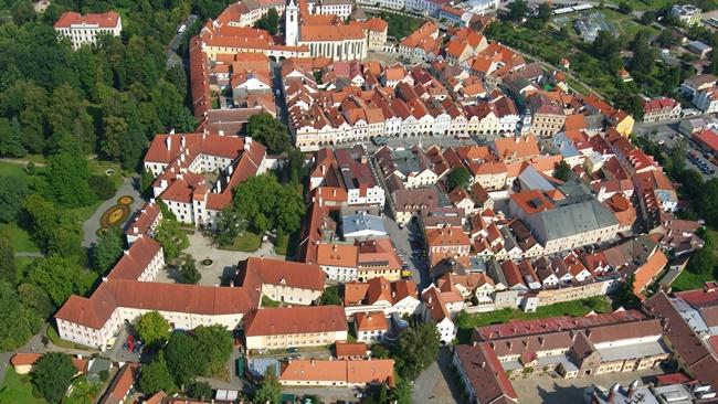 Město Třeboň | © Kralpilot | Wikipedia