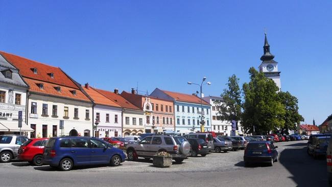 Město Velké Meziříčí | © Sokoljan | Wikipedia