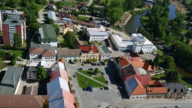 Město Veselí nad Lužnicí | © Kralpilot | Wikipedia