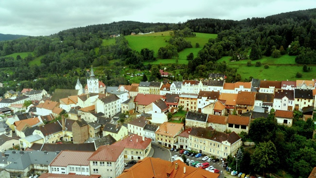 Město Vimperk | © Sokoljan | Wikipedia
