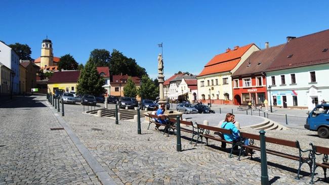 Město Vlašim | © Sokoljan | Wikipedia