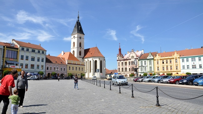 Město Vodňany | © János Korom Dr. | Flickr.com