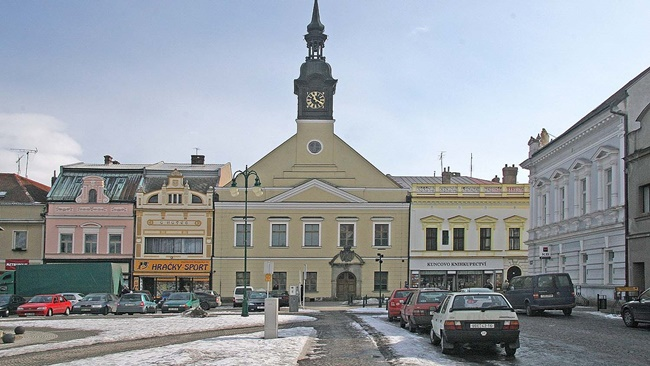 Město Vysoké Mýto | © Prazak | Wikipedia