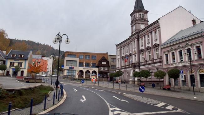 Město Železný Brod | © Luděk Kovář, Wikimedia Commons | Wikipedia