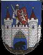 Znak města Beroun