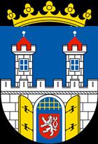 Znak města Chomutov
