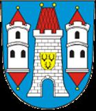 Znak města Dobřany
