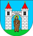 Znak města Dobříš