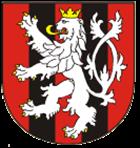 Znak města Duchcov