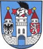 Znak města Kadaň