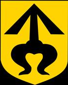Znak města Kravaře