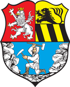 Znak města Krupka
