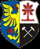 Znak města Orlová