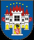 Znak města Ostrov