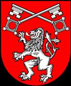 Znak města Prachatice