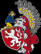 Znak města Slaný