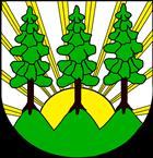Znak města Tanvald