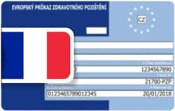 Cestovní pojištění do Francie