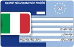 Cestovní pojištění do Itálie