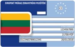 Cestovní pojištění do Litvy