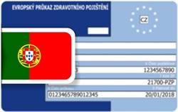Cestovní pojištění do Portugalska