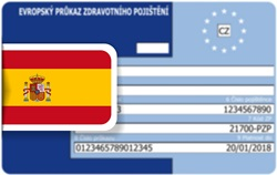 Cestovní pojištění do Španělska