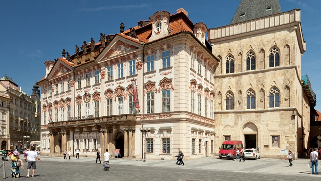 Národní galerie v Praze | © Národní galerie v Praze