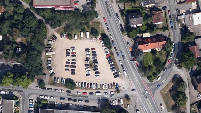 Levné parkování na letišti v Norimberku