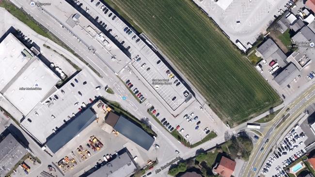 Levné parkování na letišti v Salcburku