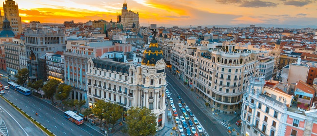 Madrid | © Dreamstime.com