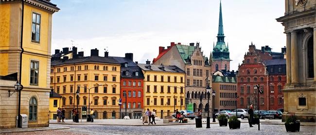 Stockholm | © Scorpionka | Dreamstime.com