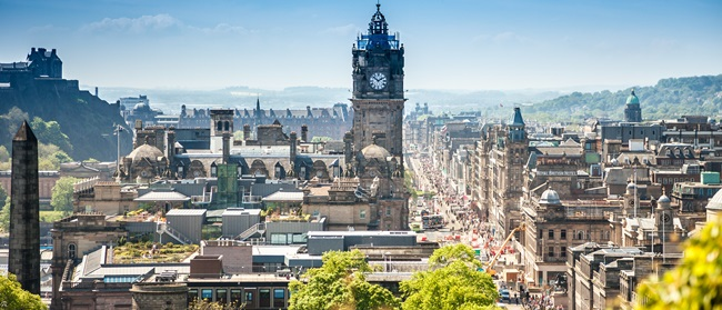 Edinburgh | © Dreamstime.com
